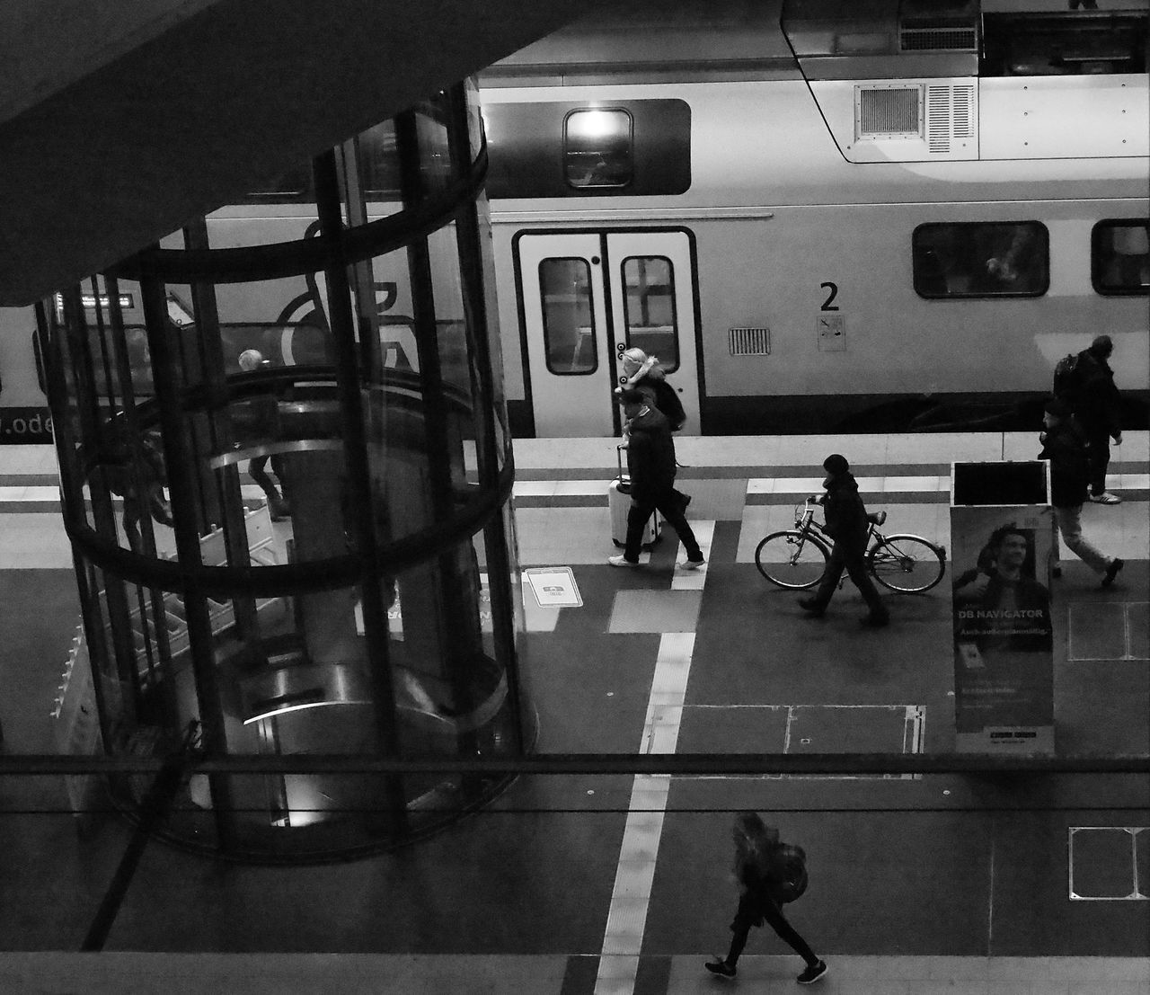 Busy People Central Train Station Medium Group Of People Public Transportation Railwaystation Real People Street Photography Streetphotography The Street Photographer - 2017 EyeEm Awards Train Train Station Train Station Platform Transportation