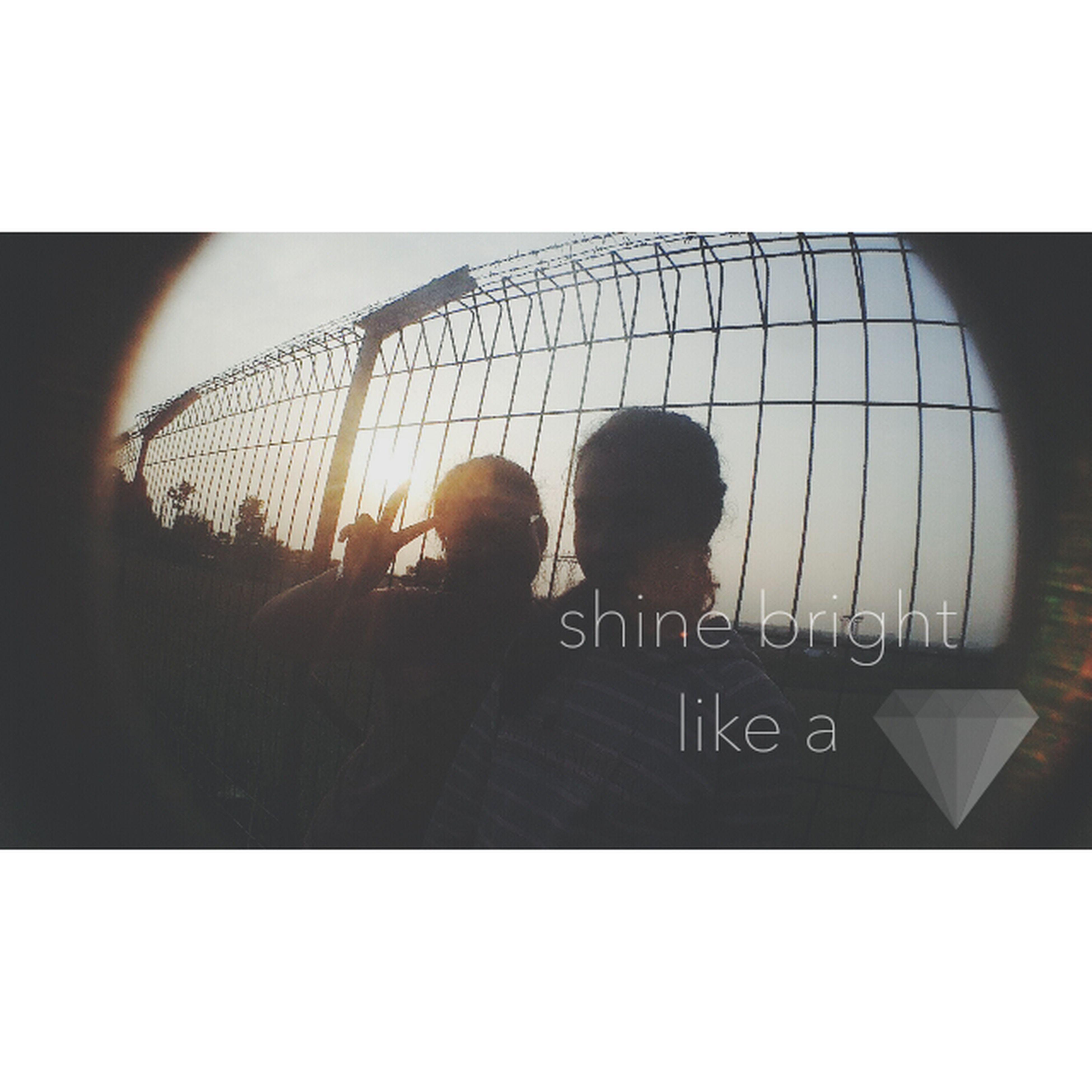 Shine bright like a? Gowes Sunrise 17AUgust14 Friend