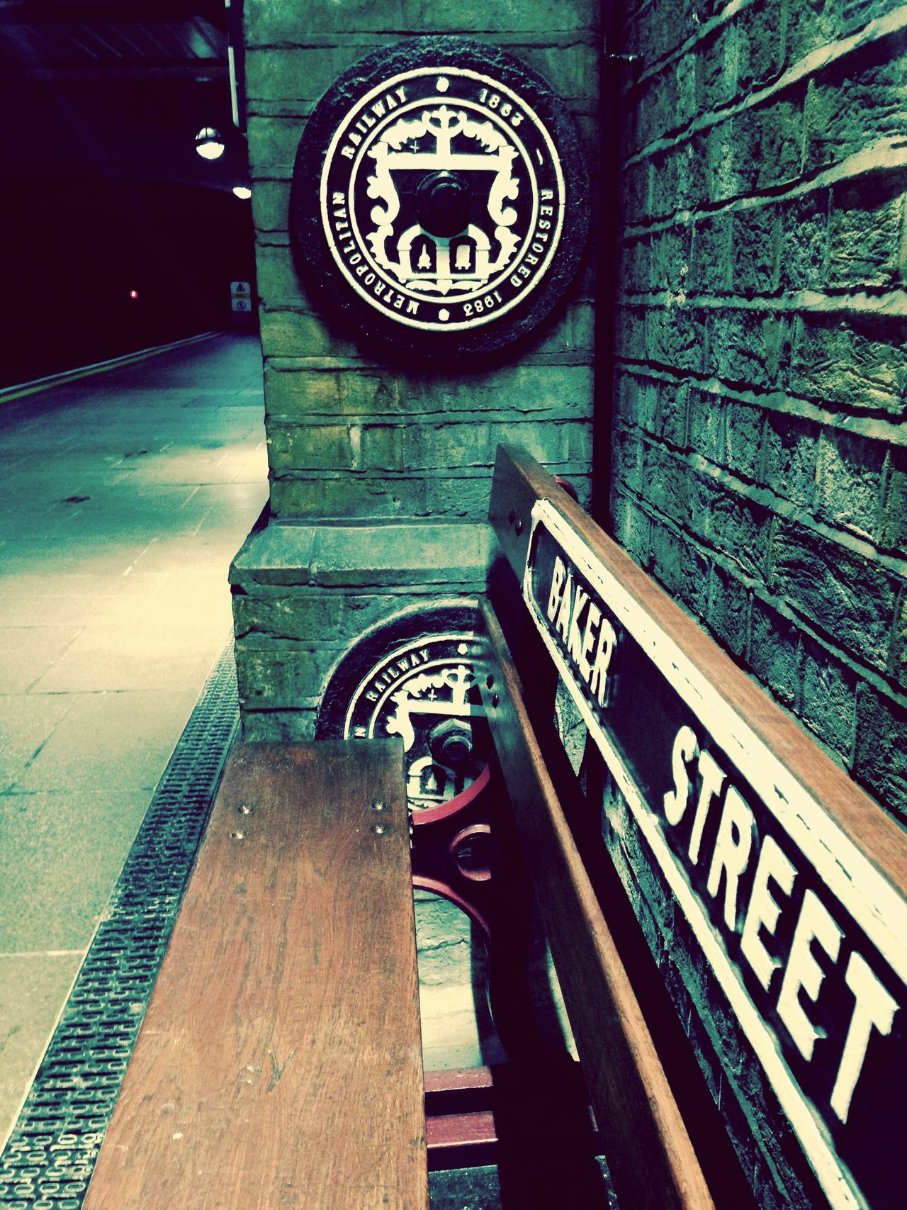 Baker Street London Underground City city No People City Life First Eyeem Photo