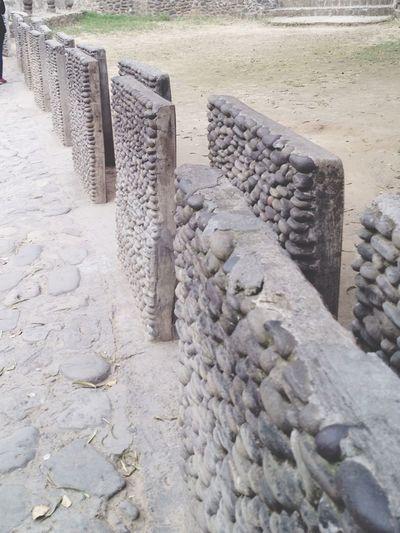 Vanishing Point Architecture Chandigarh Rock Garden IVtrip College Open Edit Perspective India Stone Installation