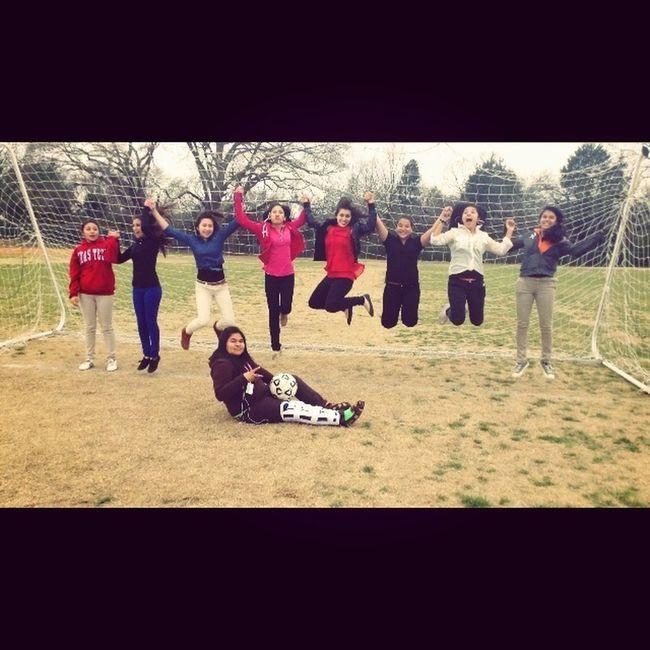Soccer Girls ❤