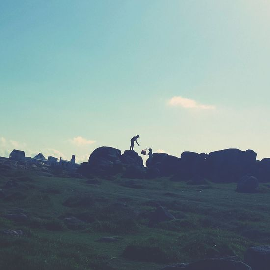 Picnic Cuple Cabo Polonio Big Stones