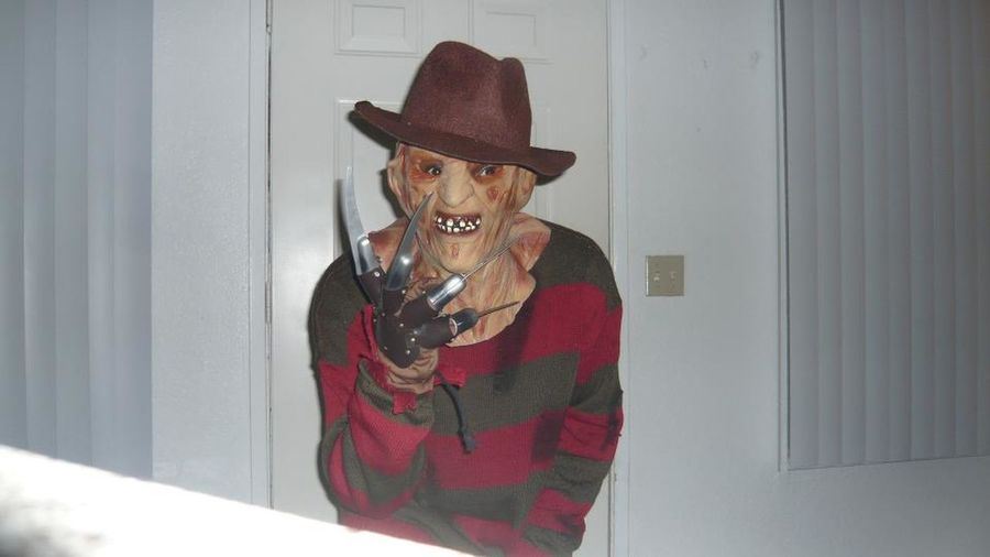 2012 Halloween, My 4th Son(Neilz)dressed As U Know Who!