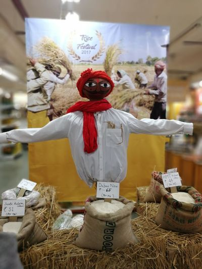 Rice festival Scarecrow Festival Scarecrow Scarecrow...👒🌾 Scarecrow_contest Scarecrow, Guy, Jackstraw, Sketch Scarecrow In Indis