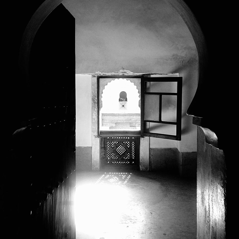 The Secret Spaces Ben Youssef Madrasa Marrakech Morroco