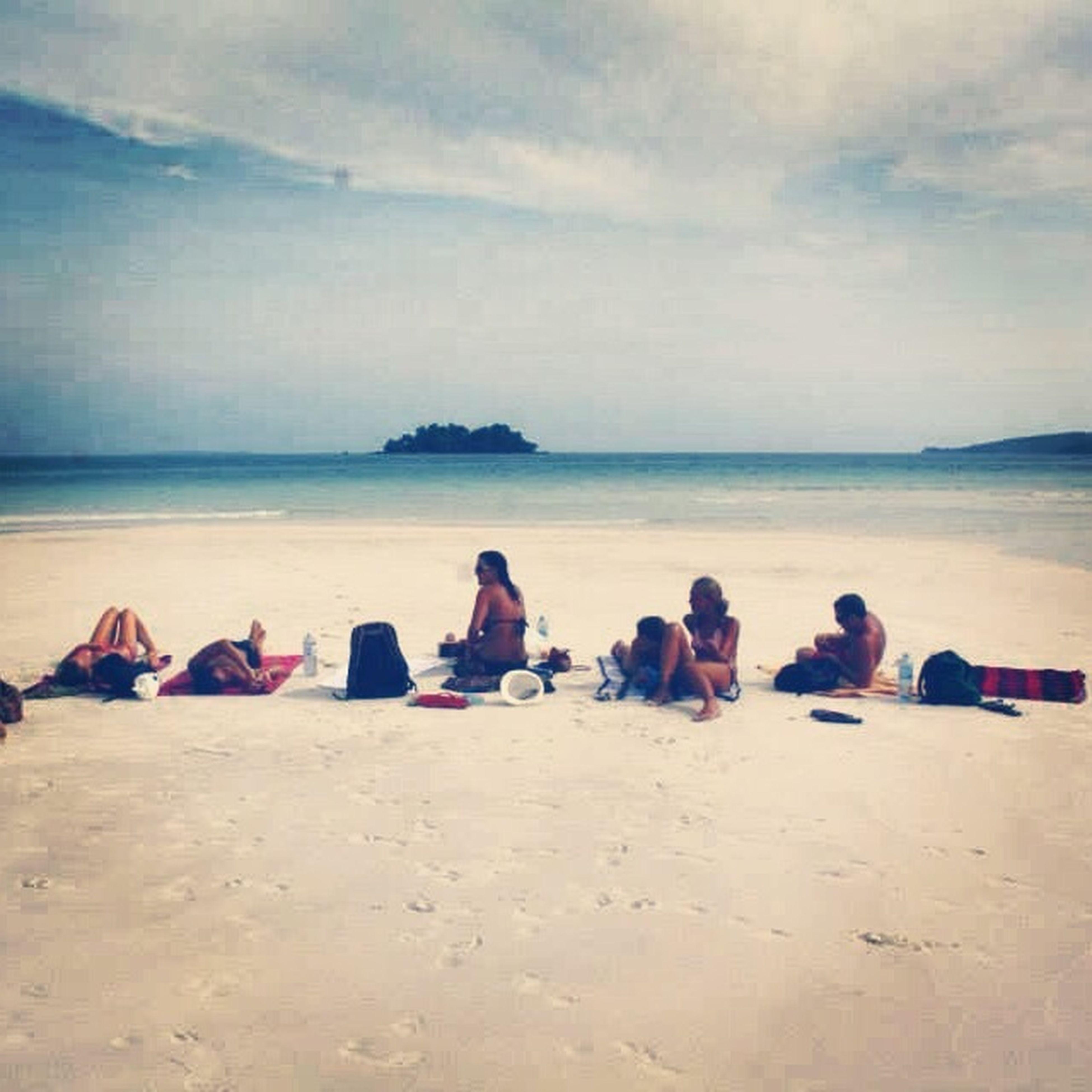 Paradise... Life Is A Beach