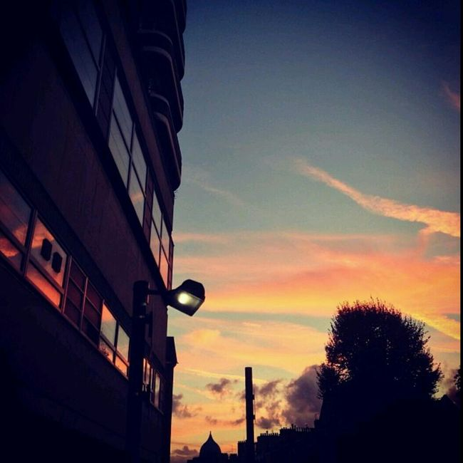 Another sunset At Waitrose Discover Your City Vintage On The Road