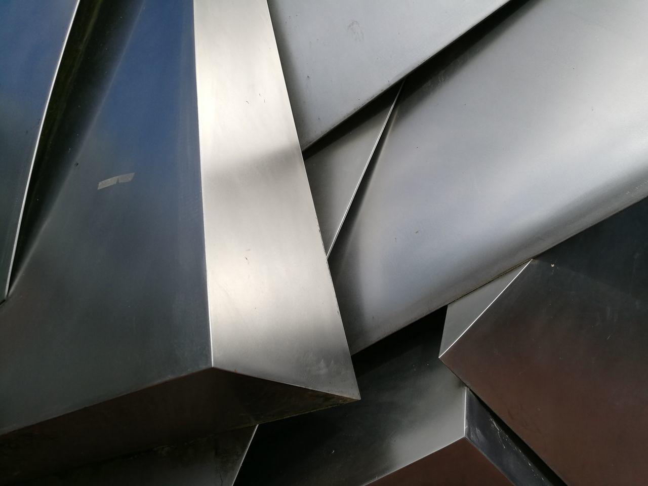 Skulptur mit einer interessanten Struktur. Gefunden in der Uni in Bayreuth Hidden Gems