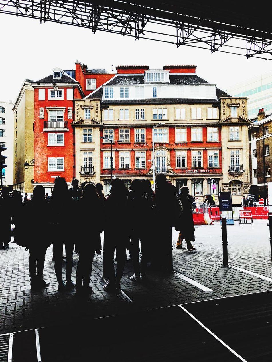 Embrace Urban Life LONDON❤ Londonbridge
