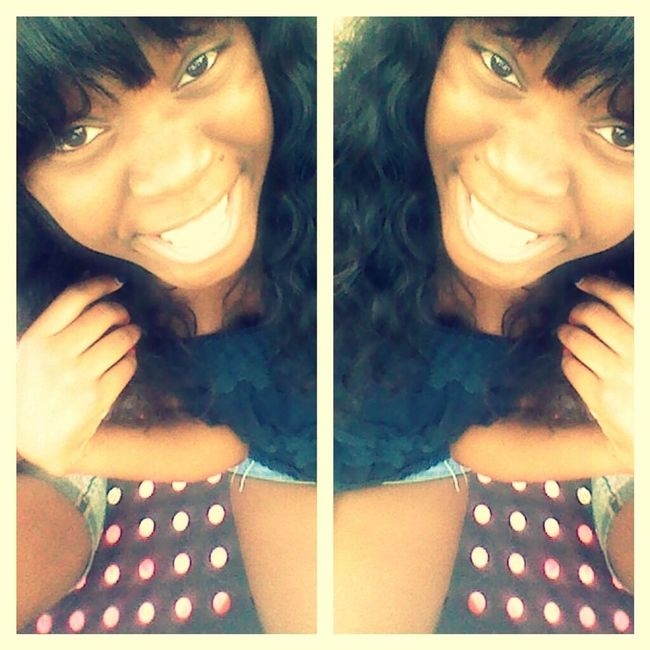 Pretty Today #pretty#Smile#bigHead#PrettyTeeth:))
