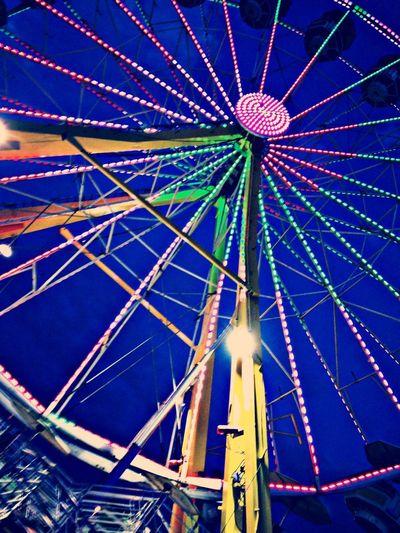 Summer Ferris Wheel Eye4photography  H A N G O U T FEST!