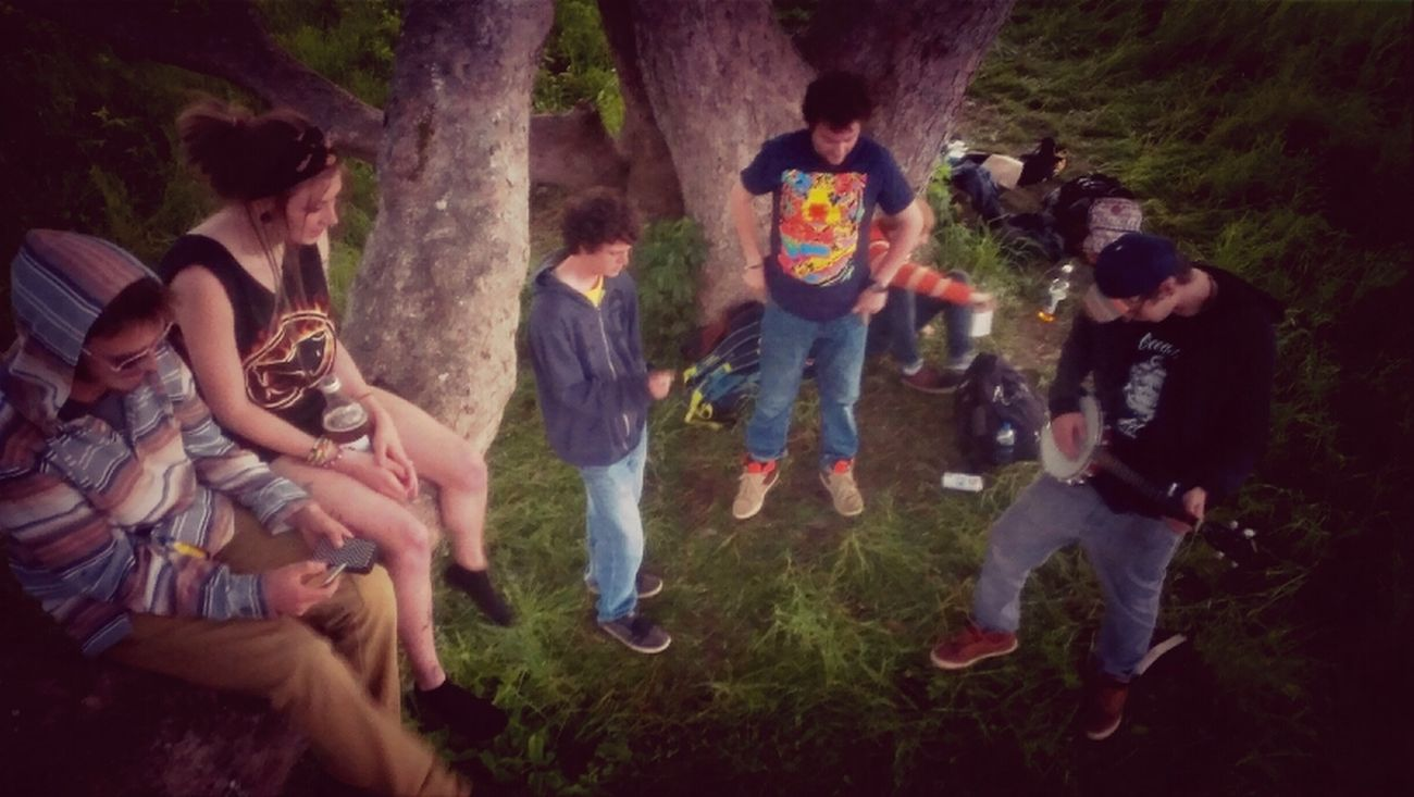 Music Exploring Adventure Tree Climbing