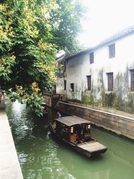 China Beautiful River