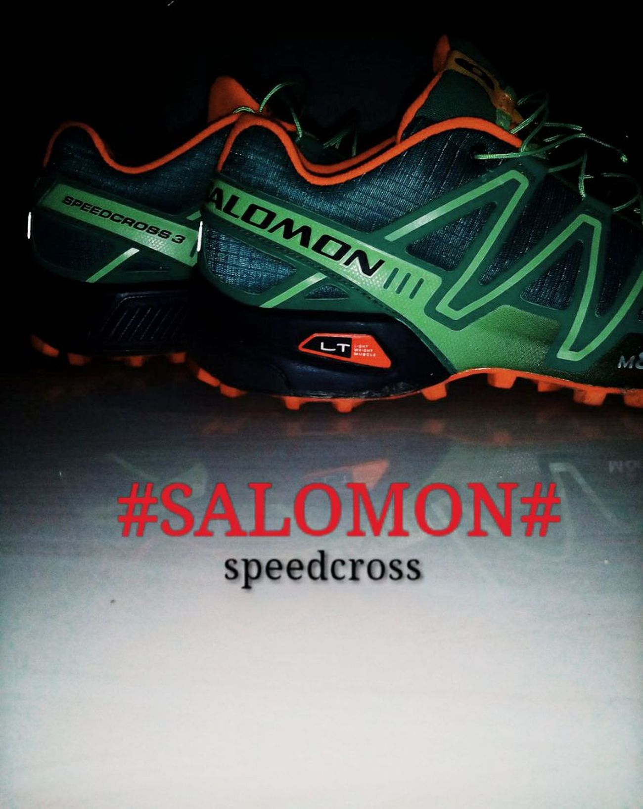 Speedcross...light,fast,and featuring a super precise fit....geng panjat gunung melaka.. Hello World