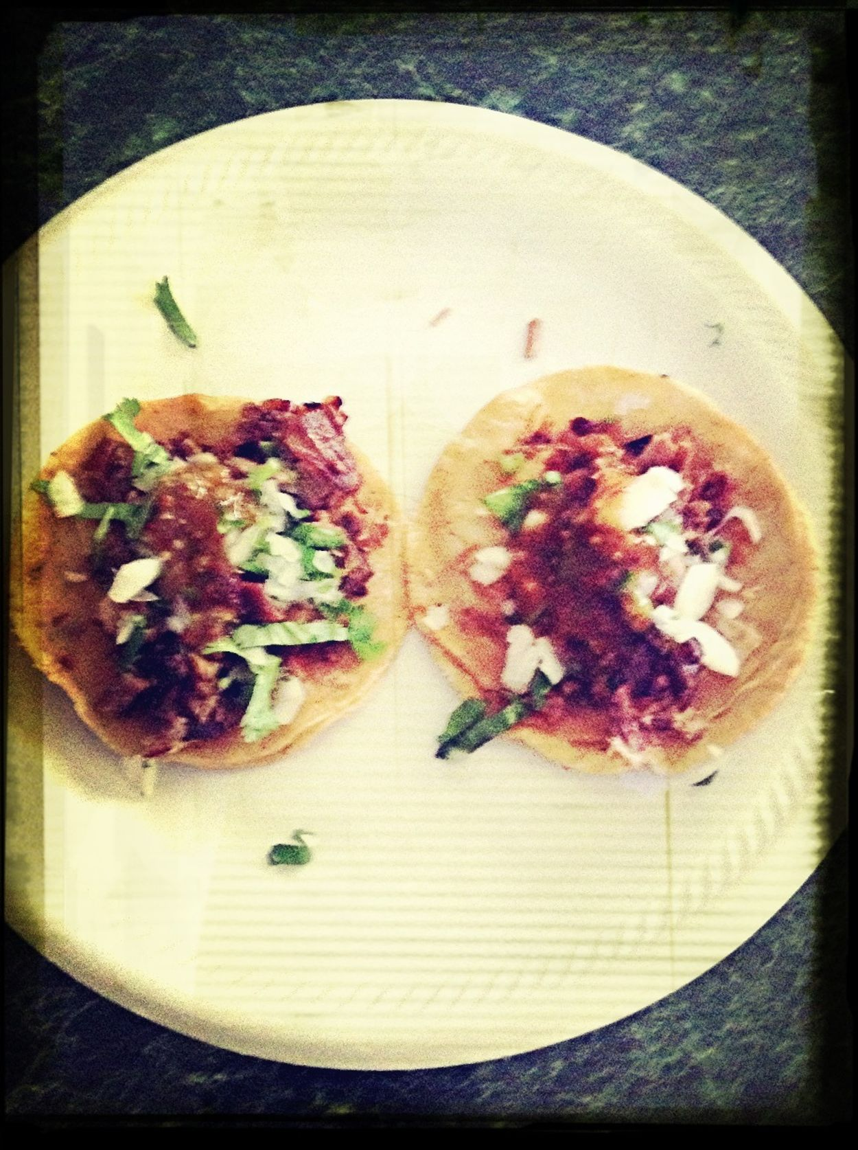 Straight from Guanajuato tacos ;) just arrived last night
