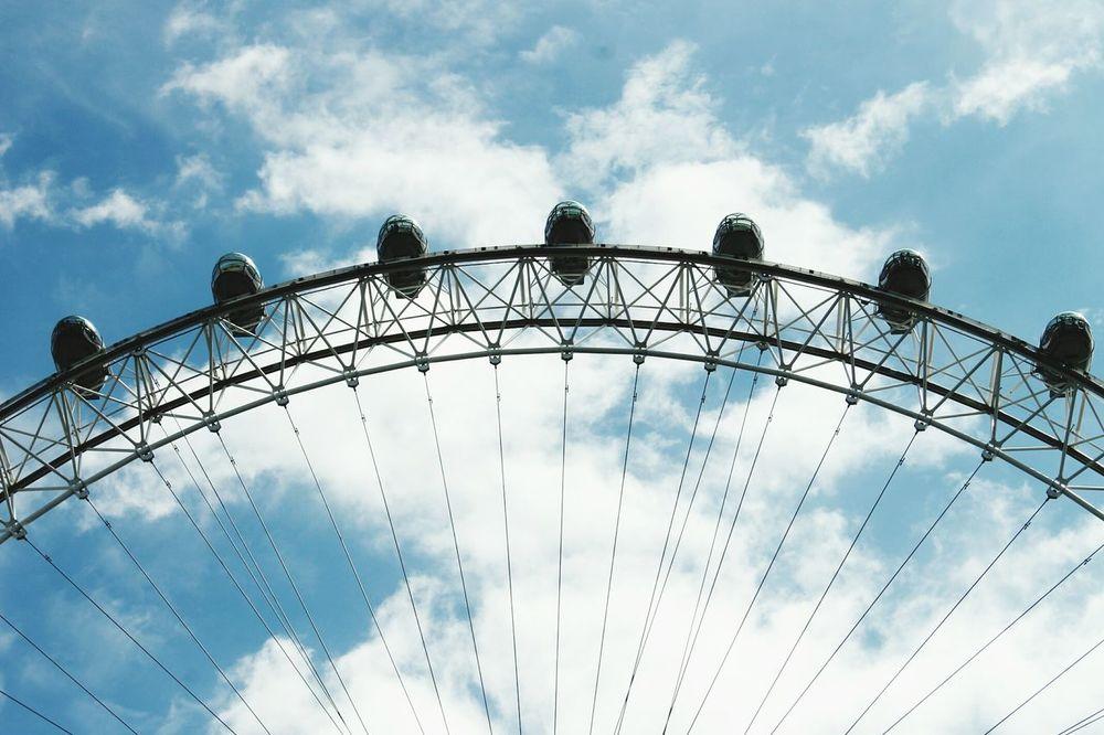 Sky Outdoors London London Eye Ferris Wheel Ferris Wheels