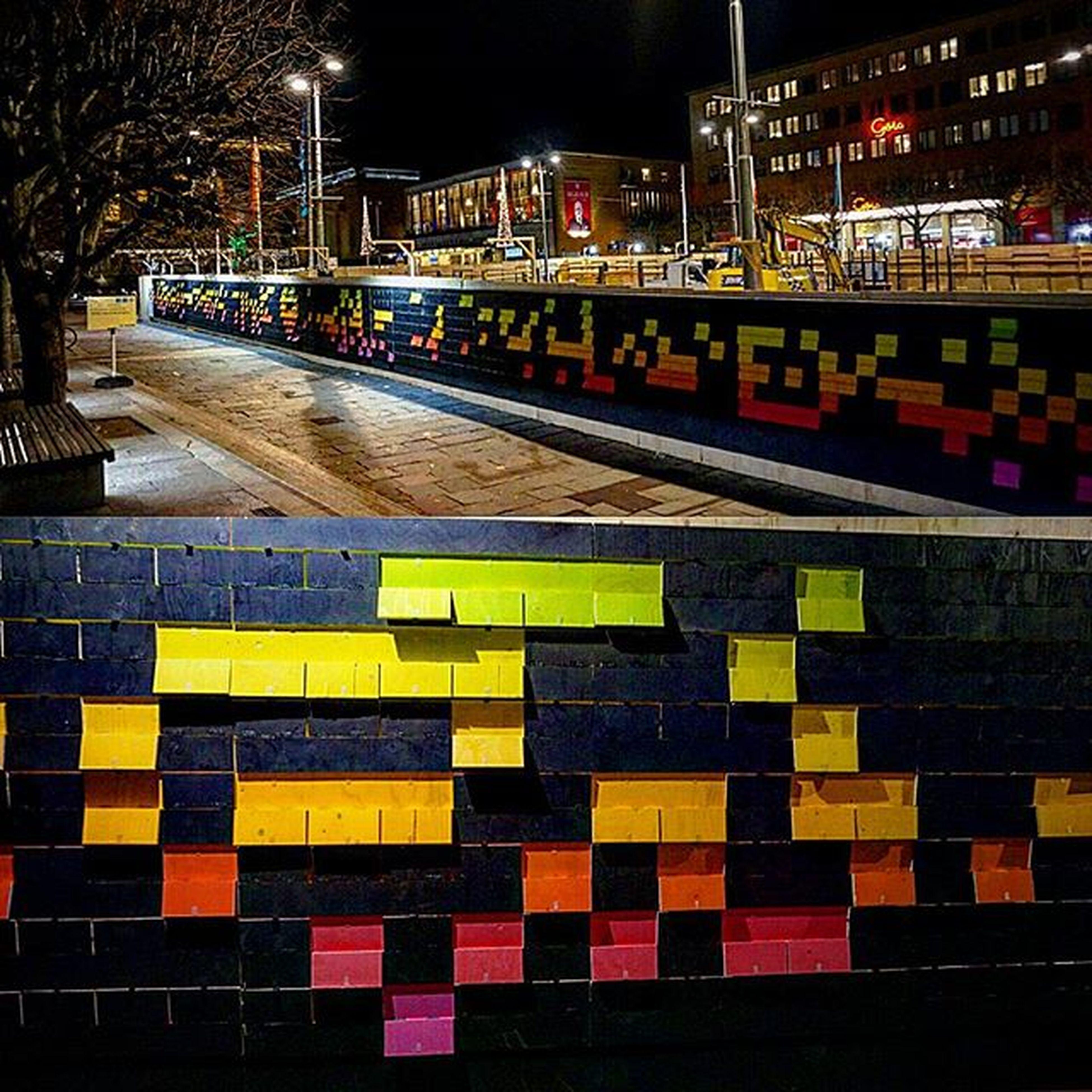 Avenyn 📷 Avenyn Poseidon Rutor Skriva Kärlek Goteborg Olikafarger City Gothenburg Sweden Progress