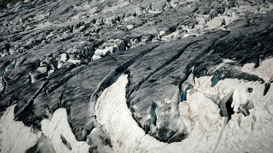 Ice Age Seracs Ice Glacier Glacier Hike Cracked Ice Cracks And Shadows Crevasses Beauty In Nature Mountain Landscape French Alps Glacier Blanc - Les Ecrins Monochrome Monochrome _ Collection Monochrome Nature Nature Nature Photography Naturelovers Perspectives On Nature
