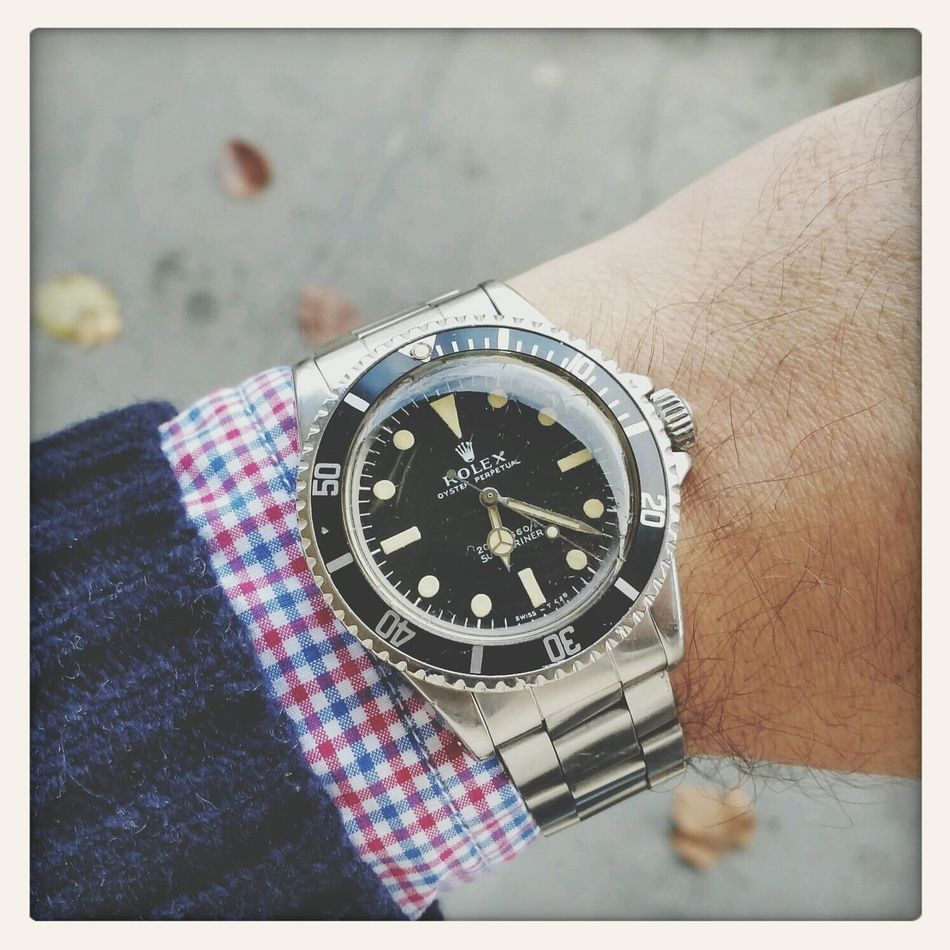 Timeless and classic. Rolex Submariner Baronrojo_sf Divewatch First Eyeem Photo