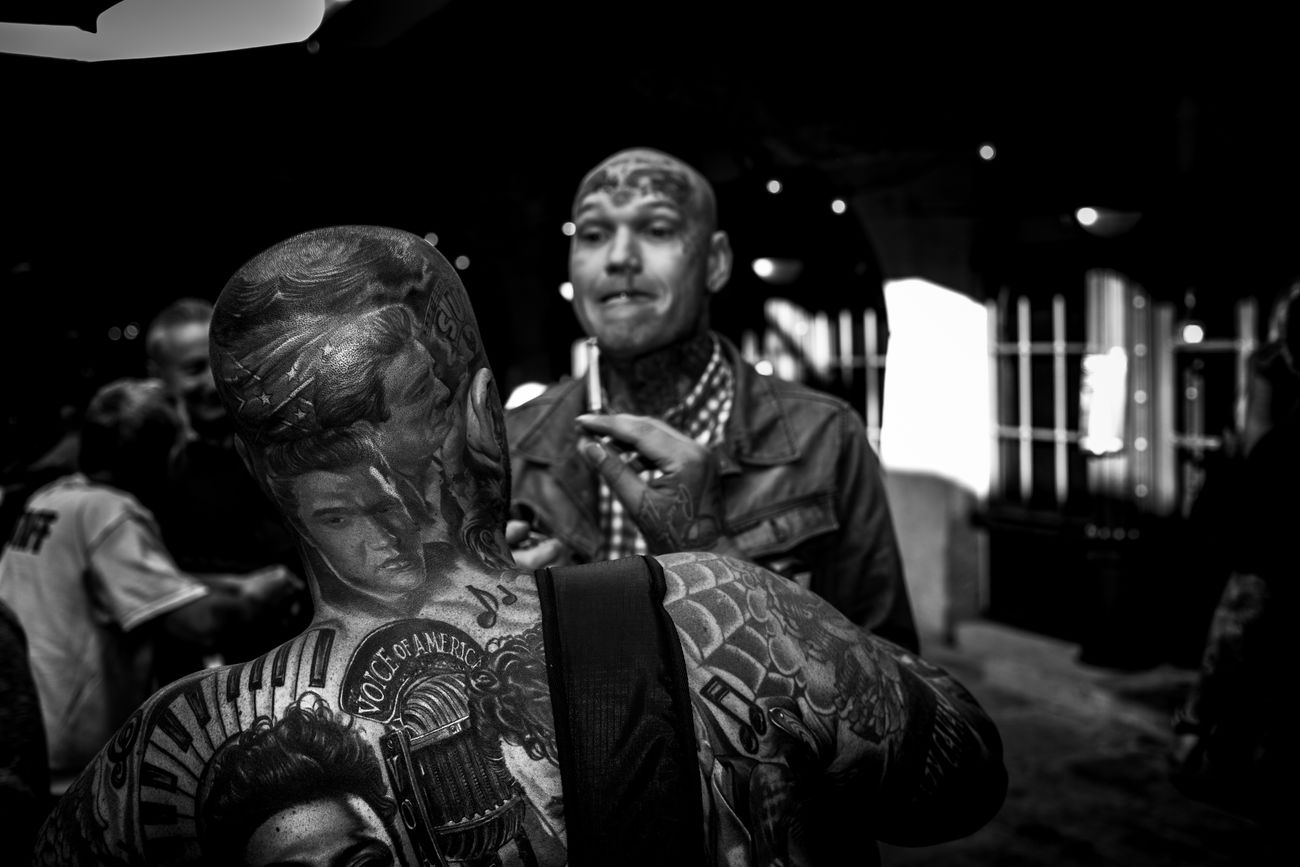 Voice Of America. Black And White Streetphoto_bw Streetphotography_bw Blackandwhite Rawstreets Maxgor.com Maxgor Streetphotography Street Street Photography Monochrome Photography Londontattooconvention Londontattoo