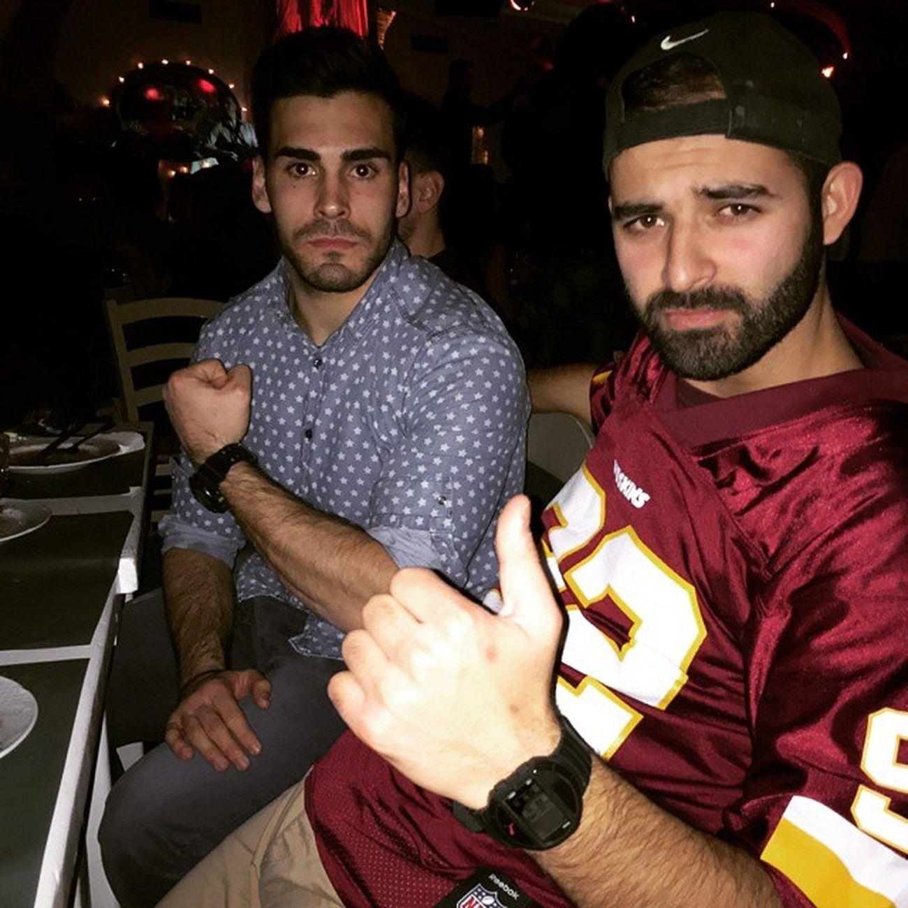 Mates NFL Redskins Tsiknopempth duskoloi