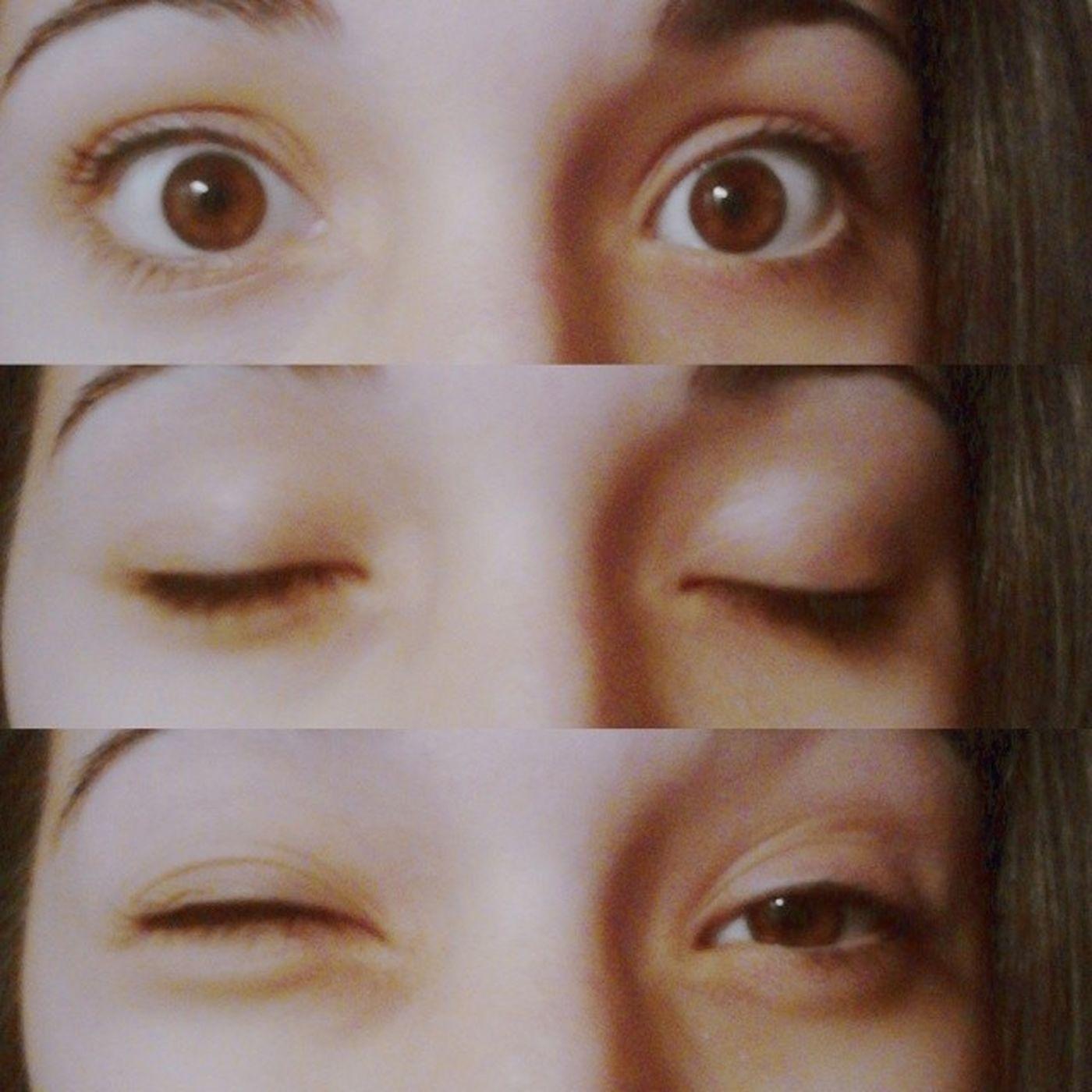 ∞ Ojos Marrones