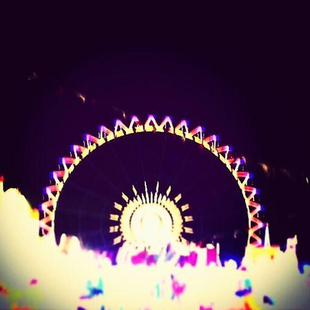 Nürnber, Germany ♥ Volksfest♥ Riesenrad Spaß