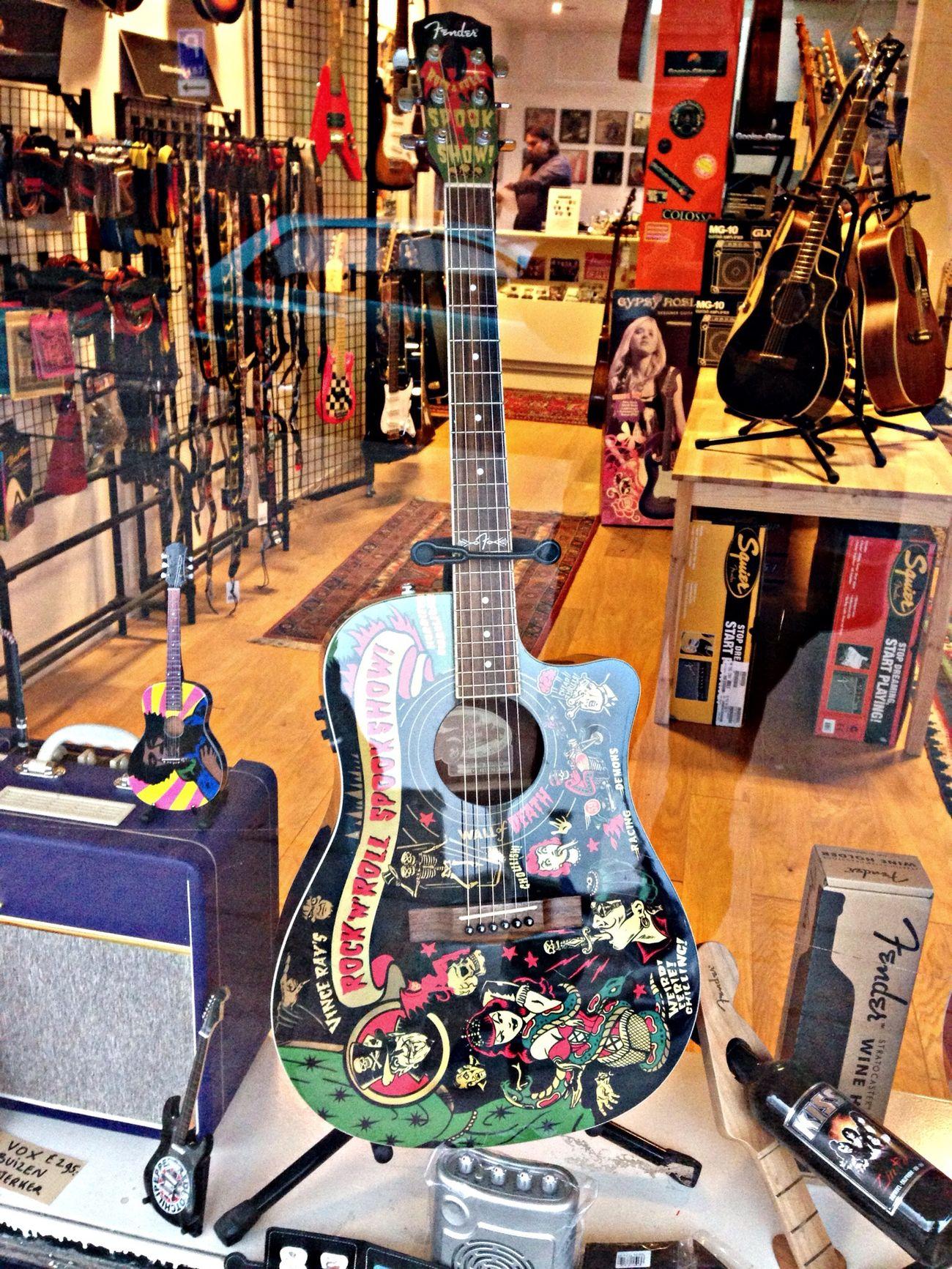 Guitar Fender