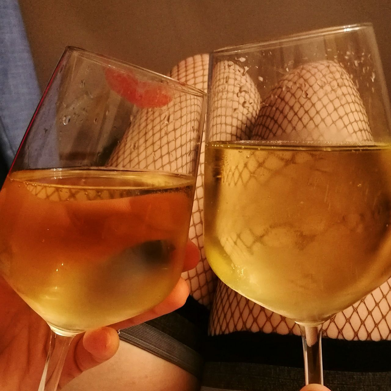Drink Alcohol Food And Drink Cocktail Night Love❤ Zakochani! Warszawa Polska 🇵🇱 Fort Bema, Warszawa Kocham Cie ♥  Karolinka Refreshment Wine Drinking Glass Ice Cube Indoors  No People Close-up