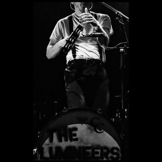 The Lumineers Dublin, Ireland Thelumineers Dublin Ireland Concert Check This Out Blackandwhite Drummer Musician Storyteller Music Eye4photography  EyeEm Best Shots EyeEm Best Shots - Black + White EyeEm Best Shots - People + Portrait Instagood Photooftheday Lumineers Vscoedit Sonyrx100iv 2016 CLEOPATRA WorldTour2016