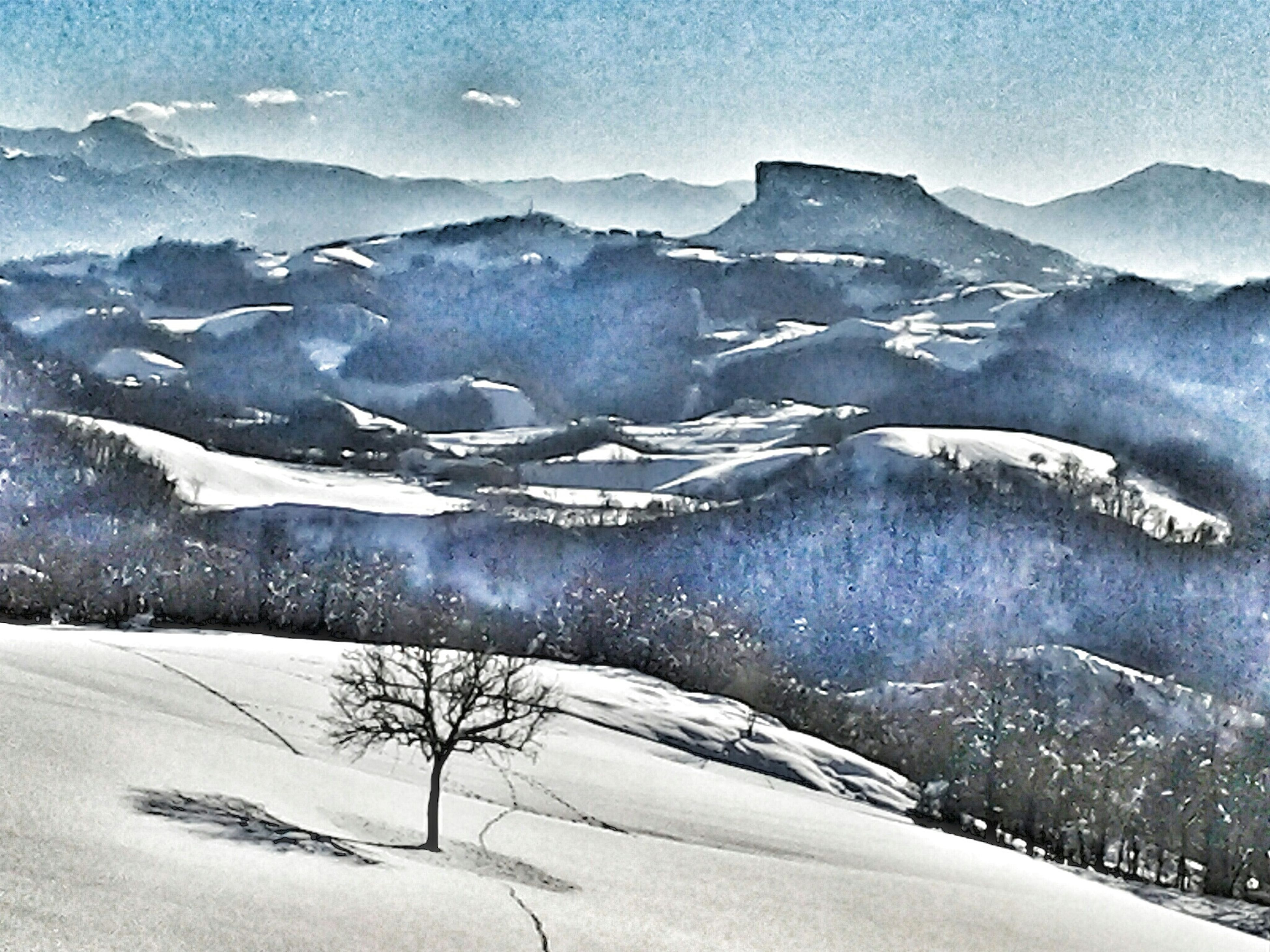 snow, winter, cold temperature, season, weather, covering, snowcapped mountain, landscape, mountain, tranquil scene, frozen, tranquility, scenics, beauty in nature, nature, snow covered, white color, snowcapped, mountain range, covered