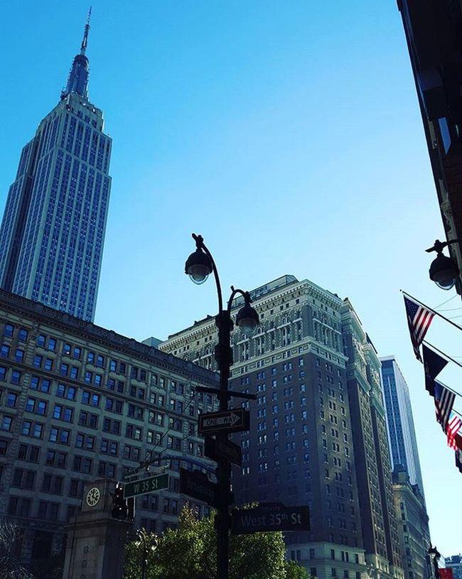 NY Trip Niceday 뉴욕 맑음 여행