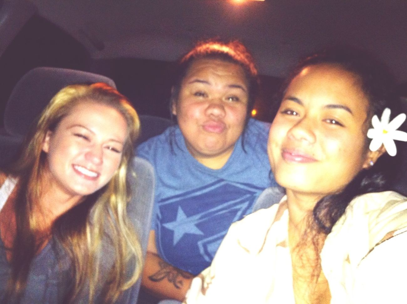 My Ride Or Dies Ryyye Heaaa. Been 'round Since Elementary Days Bby, Dont Fuck Widd Itttt.