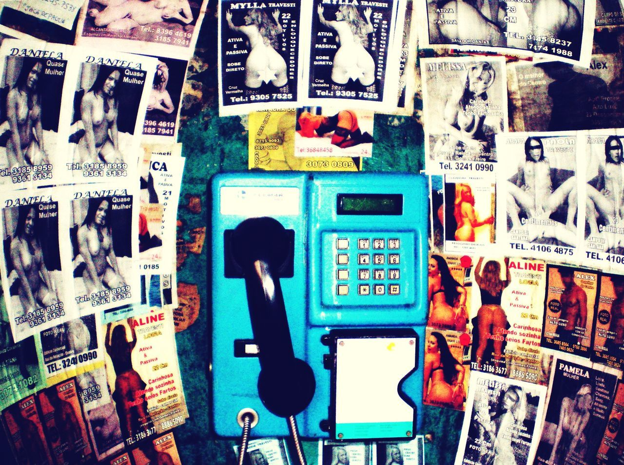 Photography PhonePhotography Phoneography Phone Phonebooth Phonebox Blue Blue Telephone Telephone Sexcall Erotic Publicity Eye4photography  Urban Lifestyle Urbanphotography Finding New Frontiers