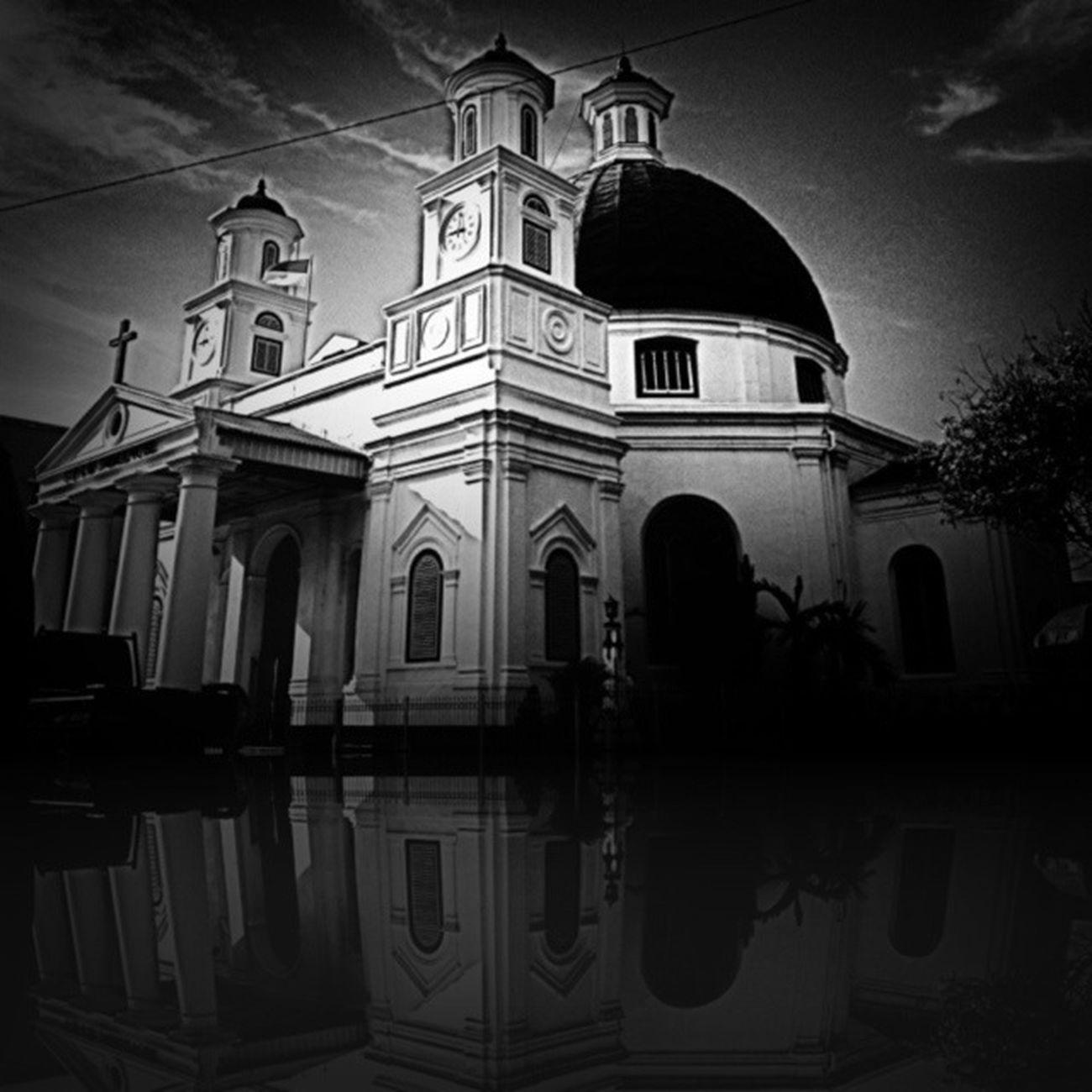 Architecture Blackandwhite EyeEm Indonesia Eye4black&white