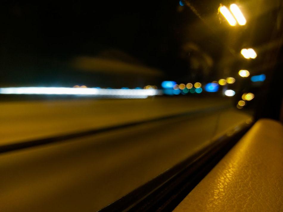 Making the most of back seat rides Transportation Night No People Speed Illuminated Backseat Riding  Backseat Diaries Bahrain