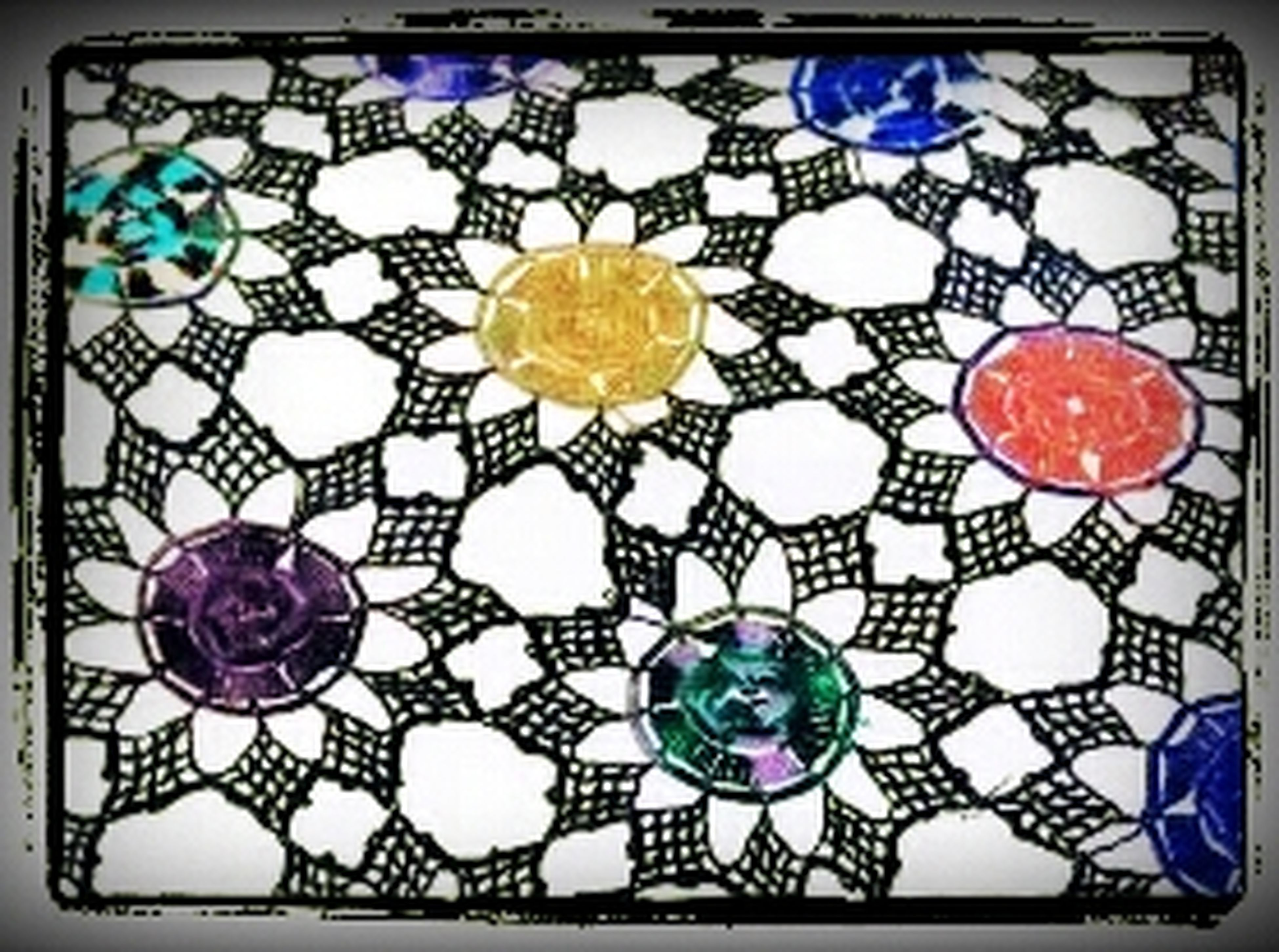 Patterns I See ..IN MY GRANDMOTHERS OLD DOILIES.. For The Love Of Details ... Craftsmanship  .. Yesterdayforgotten ..