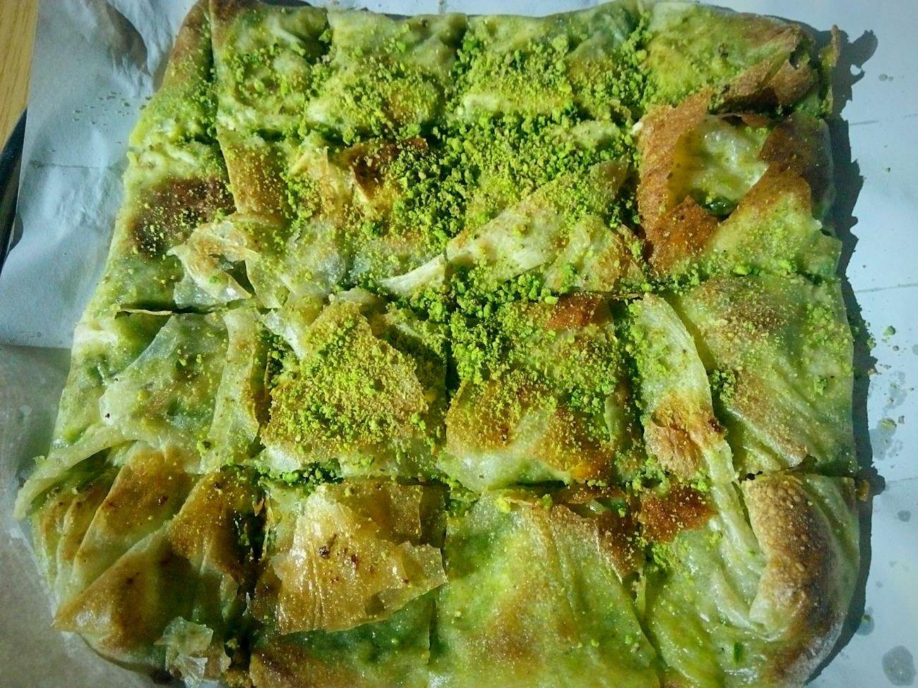 Katmer Gaziantep Meşhurdur Delicious In Turkey