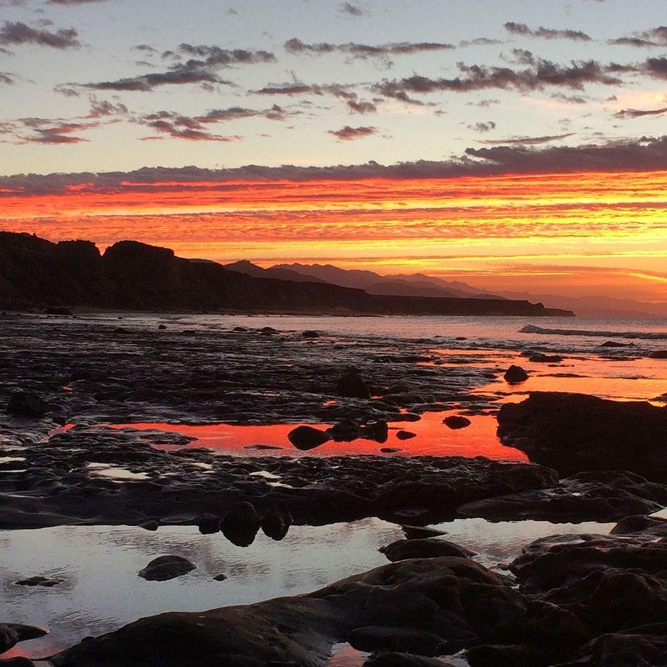Rainy morning. California Outdoors Beach Pacific Ocean Ocean Ocean View Gaviotacoast Surfing