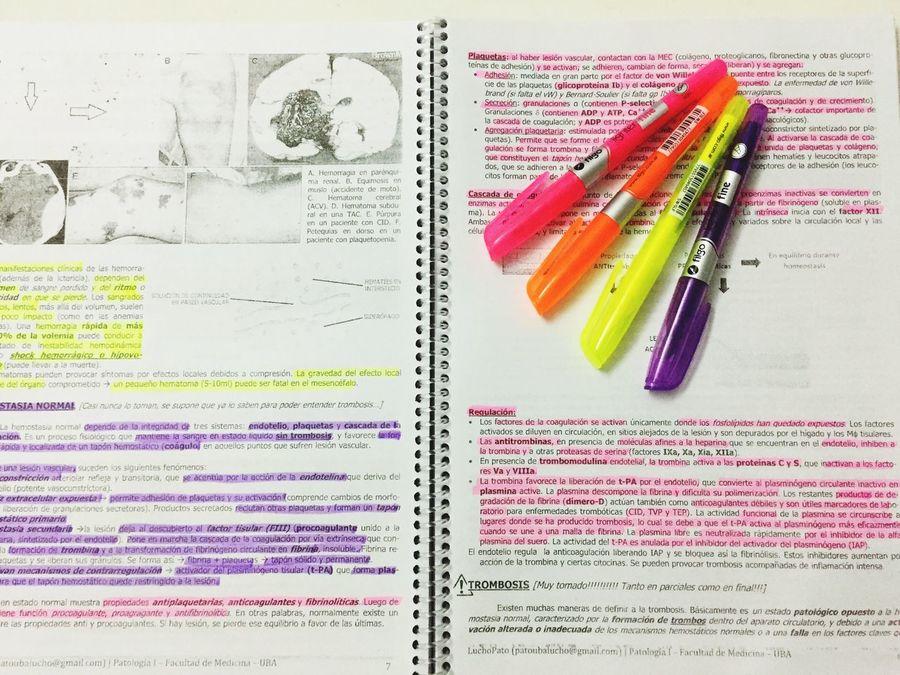 Patologia Timetostudy Medicine University Medicine Students Fibrones Fluo  Fluorescent Light