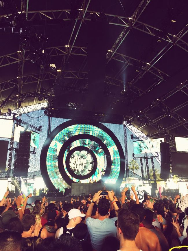 For The Love Of Music Yellowclaw Coachella Edm Concert Music Music Festival