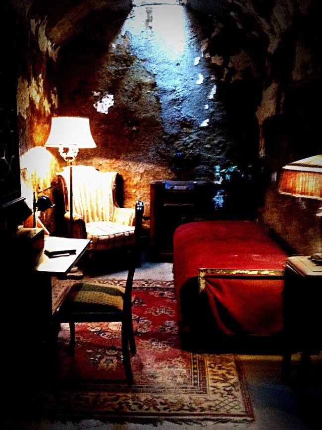 Al Capone  Eastern State Penitentiary Old Prison Philadelphia