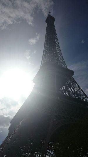 Paris Eifelturm What A Day