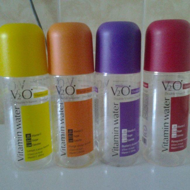 I have it all at last .... V2O