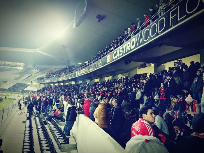 Guimarães on tour!! Benfica meu grande amor. DV82Ms