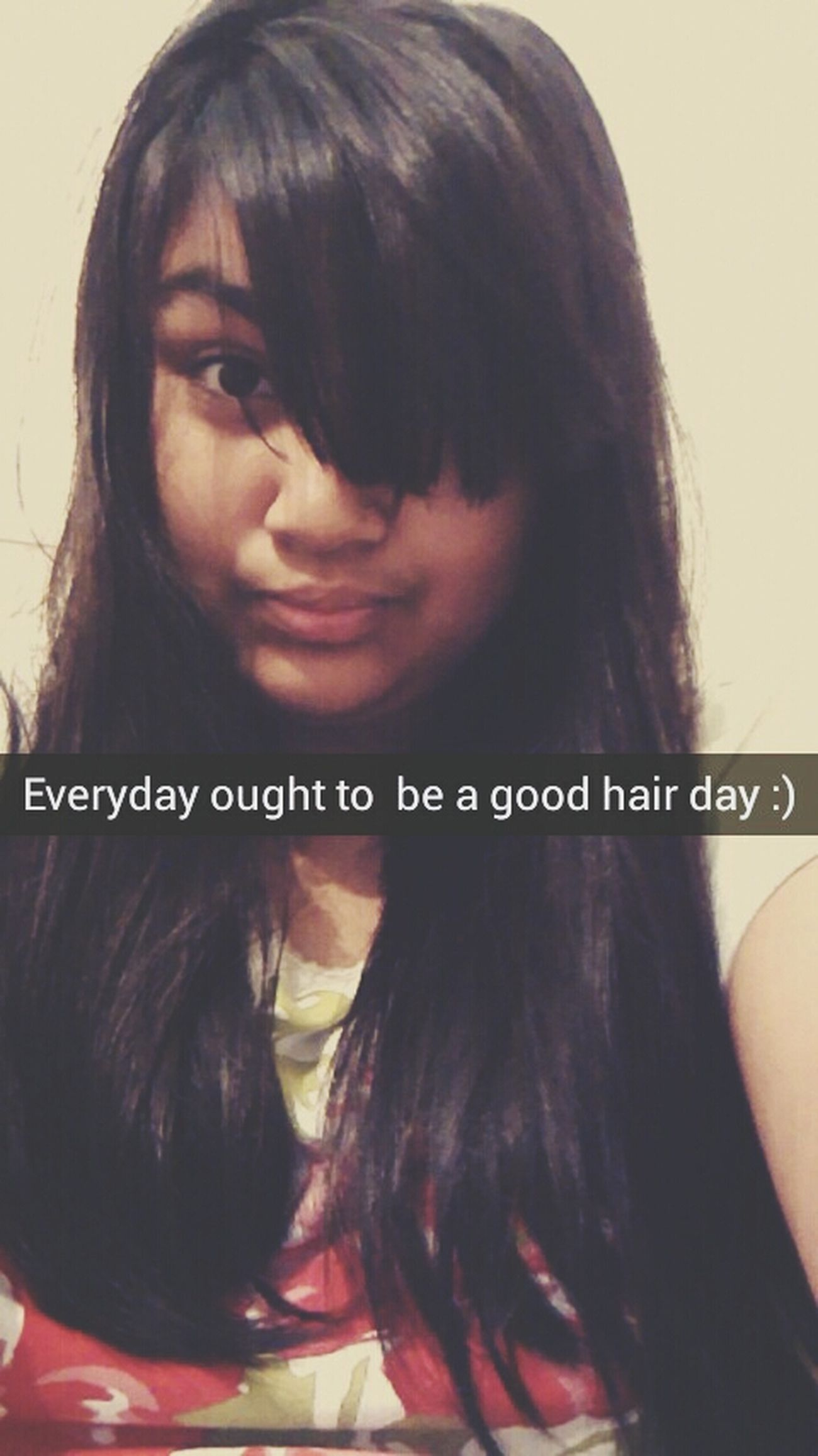 Goodhairday Longerhair Snap Chat That's Me
