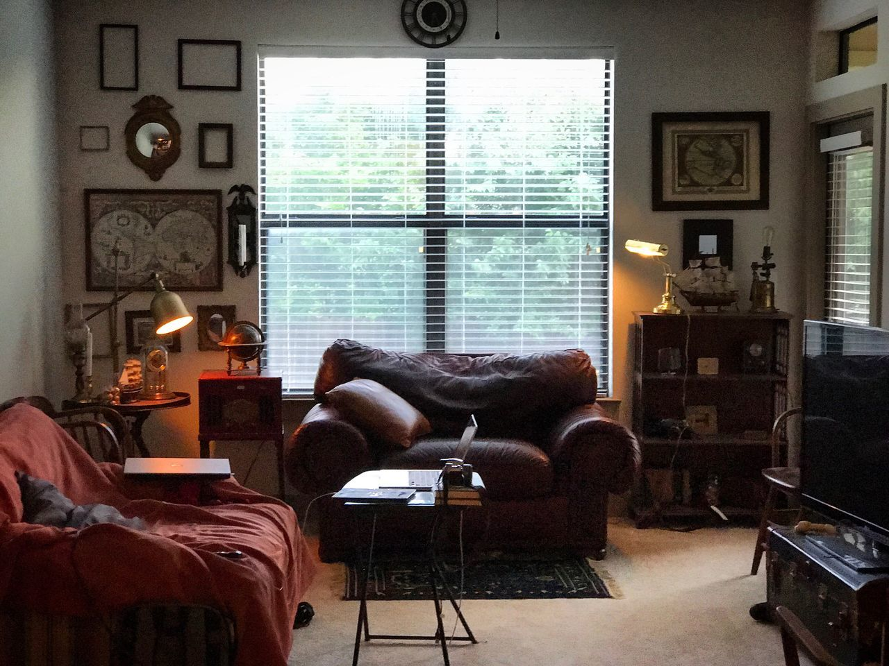 My Thinkery Box 💡 Chair Indoors  Sofa Home Interior Window Table Living Room Armchair Furniture No People Home Showcase Interior Seat Day Vintage Steampunk EyeEm Best Shots Check This Out