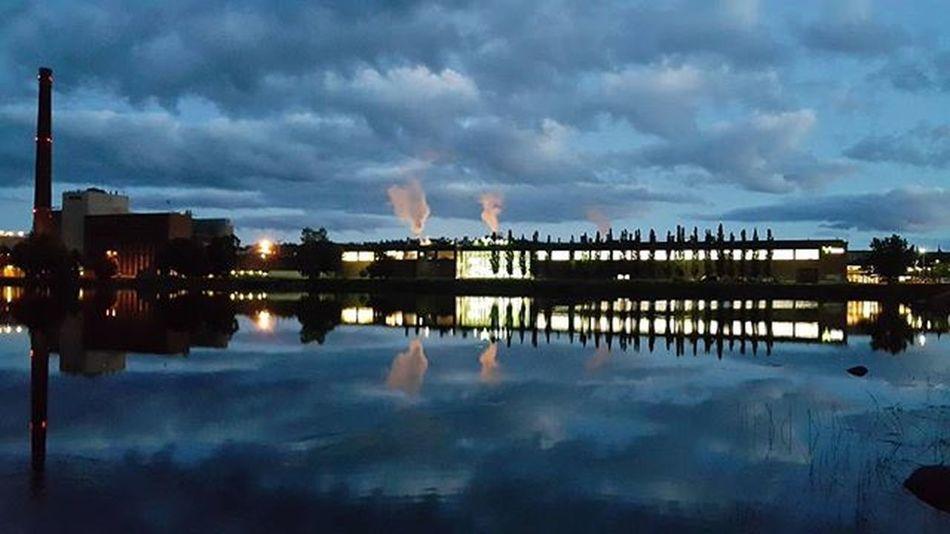 Mänttä ^^ Mänttä Filand Lake