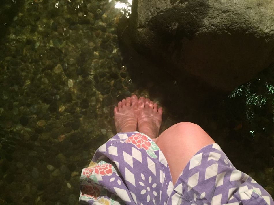 Taking Photos Tokyo Trip Travel Traveling Oedo-Onsen-Monogatari Foot Bath Bath Hot Spring IPhoneography