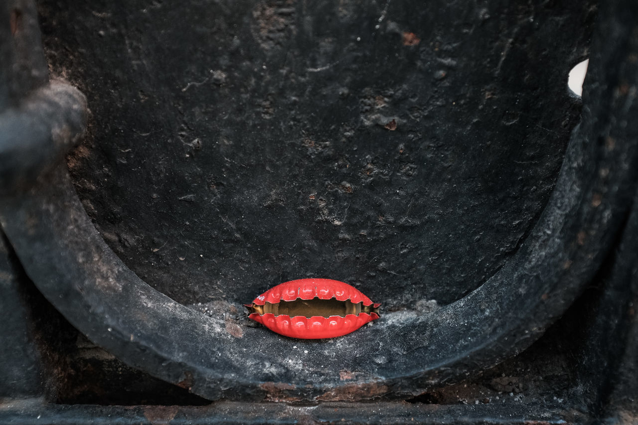 Old Town in Zadar, Croatia Abstract Architecture Cap Close-up Crown Cap Detail Faces In Places Horizontal Humour Isolated Color Lips Night No People Old Wall Outdoors Smiley Street Photography Streetphotography